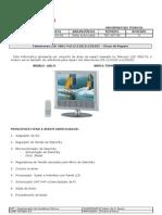 Dicas de Reparo Semp Toshiba LCD 20DL74_LC1510Z_LC2010Z