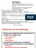 PRESENTACION MICROBIOLOGIA COMBIA