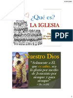 Clase 7 La Iglesia 17 Marzo 2012 1