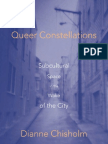 [Chisholm, Dianne] Queer Constellations - Subcultural Space in the Wake of the City