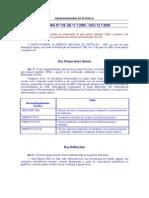 Portaria ANP 118 de 2000