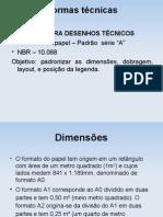 Normas técnicas 1