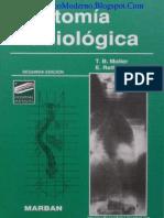 Anatomia Radiologica Moller