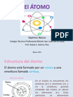 El ÁTOMO (7 basico)