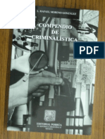 Compendio de Criminalistica
