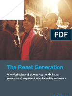 Reset Generation