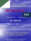 737 QRH Memory Items