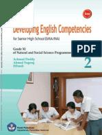 20090610151844 Kelas 2 Sma Developing English Competencies Achmad Doddy