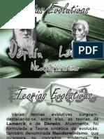 Lamarck e Darwin