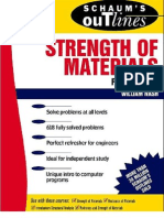 Schaum's Strength of Materials -- 481