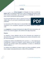 Apuntes de HTML