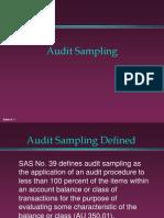 Chp09 Audit Sampling