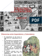 Imperialismo-Colonialismo