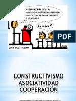 Constructivismo Cooperacion y Asociatividad