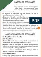 10 AÇÃO DE MANDADO DE SEGURANÇA con