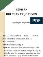 Truyen nhiem_BV Sơn La