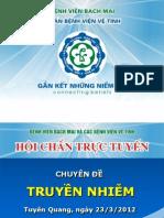 Truyen Nhiem_BV Tuyen Quang