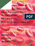 0.- Sangre y Hematopoyesis