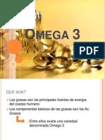 Omega 3.... y Su Importancia!!!!!