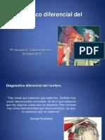 diagnóstico diferencial del hombro febrero 2012