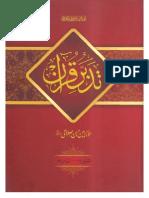 Tadabbur e Quran (J-9) Urdu