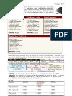 Proforma Hosting y Dominio - 2012
