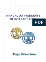 Manual Do Presidente de Interact Club