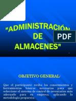 Administración de Almacenes