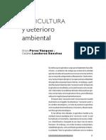 Agricultura y Deterioro Ambiental