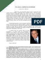 MATÉRIA - MEDICINA LEGAL - MARCIA DIAS