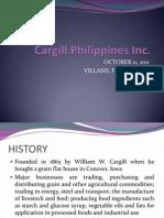 Cargill Philippines Inc