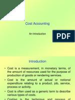 47 Costing Basics