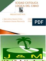 J Y M Palmitos Dominicanos x