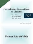Crecimiento y Desarrollo de los Lactantes