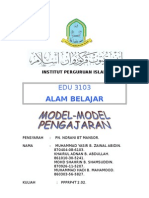 Write-Up Model2 Pengajaran