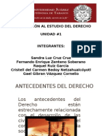 EXPOSICIÒN DE DERECHO