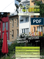 Courrier Du CEDERmars2012