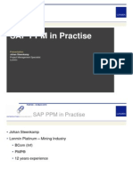Plm Js Ppm in Practice 20100325
