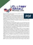 El Lobby Israeli - Michael Lindt
