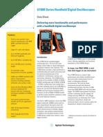 Osciloscop Digital Portabil Agilent U1602B 15914