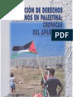VIOLACIÓN DE DERECHOS EN PALESTINA