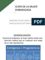 Nutricion de La Mujer Embarazada [Autoguardado]