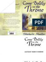 Come Boldly to the Throne