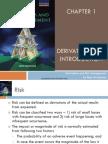 Ch.1 Derivatives & Intro