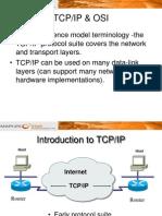 13 Tcpip and Osi