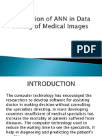 Ppt on Application of ANN in Data Mining of Medical.