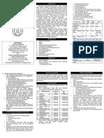 Leaflet PPDS 2012