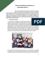 18ª CRONICA CIM - HAITÍ