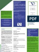 Brochure Corso 11M Neuropsicologia