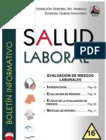 16 Evalucación de riesgos laborales